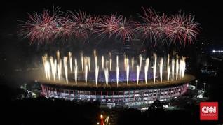 Habis Terjual, Tiket Pembukaan Asian Para Games Akan Ditambah