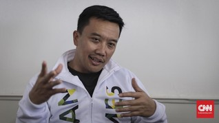 Imam Nahrawi Serahkan Nasib Jabatan Menpora ke Jokowi