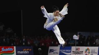 Lindswell Selangkah Lagi Raih Emas Asian Games 2018