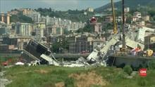 VIDEO: Keluarga Korban Jembatan Ambruk Salahkan Pemerintah