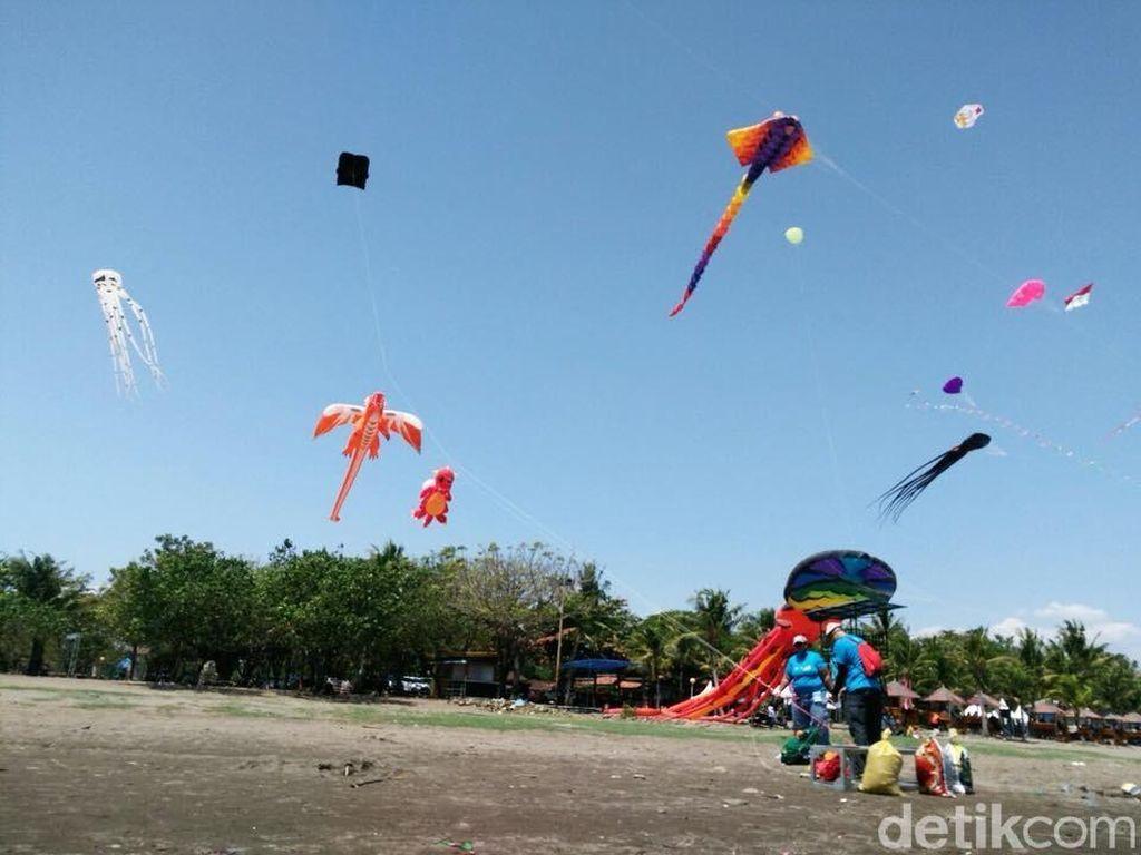 Weekend Ini, Ada Festival Layang-layang Internasional di Makassar
