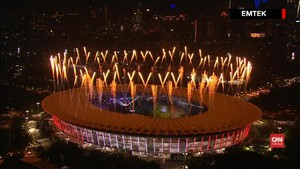 VIDEO: Fakta di Balik Pesta Pembukaan Asian Games 2018
