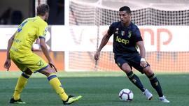 Ronaldo Gagal Cetak Gol di Debut, Allegri Minta Maaf