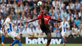 Manchester United Kalah, Paul Pogba Mengaku Bersalah