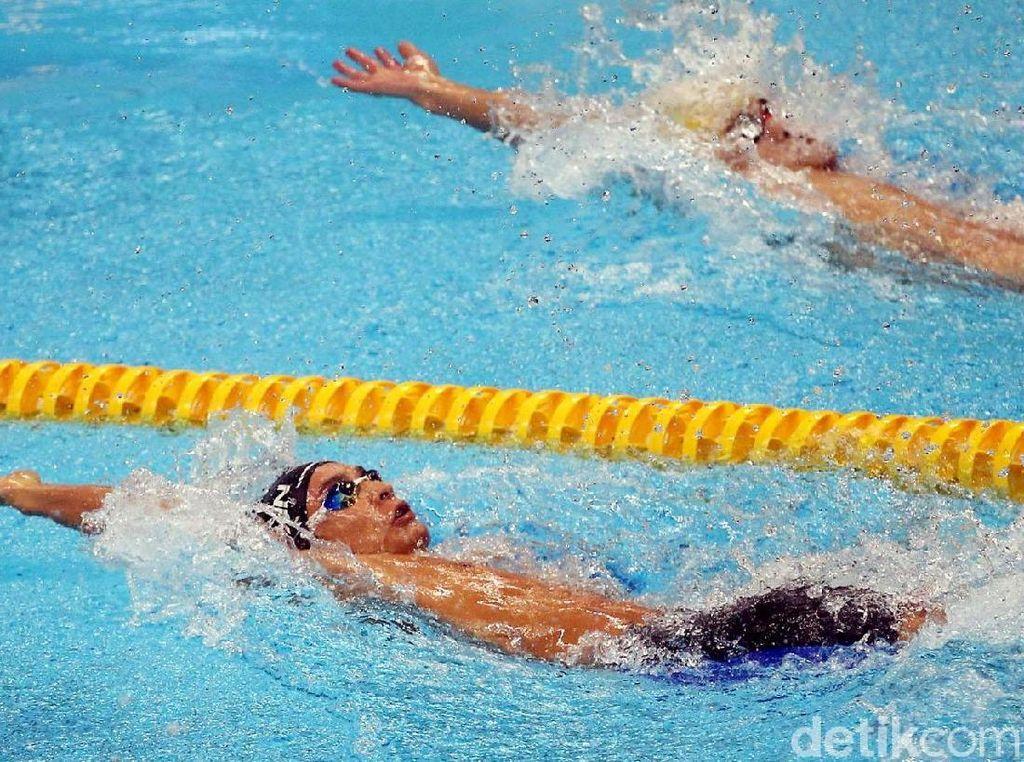 Mengantongi enam emas, tiga perak, dan tiga perunggu, China ada di urutan pertama klasemen Asian Games 2018.