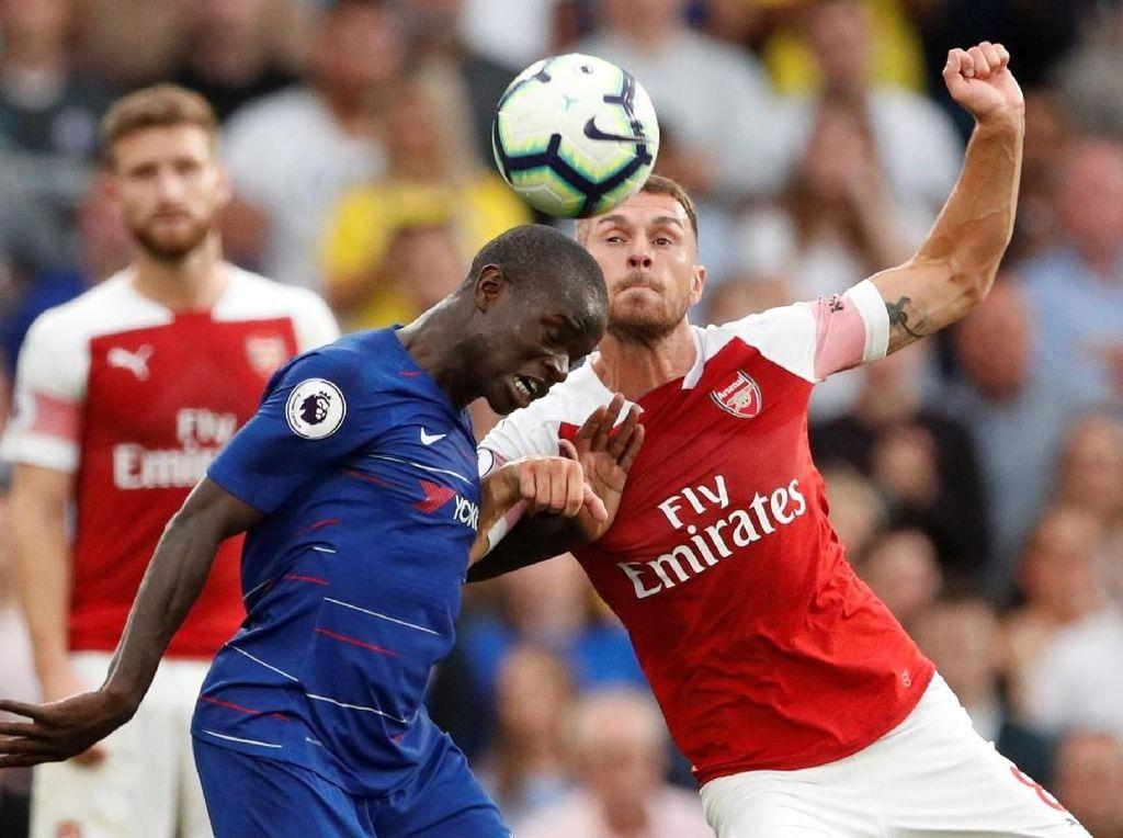Chelsea Menangi Derby Sengit Lawan Arsenal