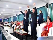 Asian Games 2018: Dua Korea Jadi Satu di Indonesia