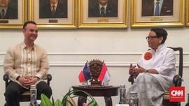 Indonesia Diminta Bantu Pembangunan di Selatan Filipina