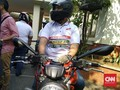 Daftar Moge Partai Koalisi Jokowi-Ma'ruf ke KPU