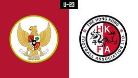 LIVE: Timnas Indonesia U-23 vs Hong Kong
