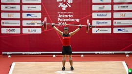 Sri Wahyuni Tambah Medali Indonesia di Asian Games 2018