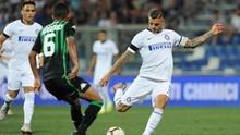 Inter Milan Menang Dramatis Atas Sampdoria di Serie A