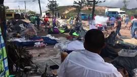 Bentrok di Perbatasan Venezuela, Brasil Kirim Pasukan