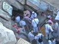 VIDEO: Musim Haji, Gua Hira Dibanjiri Pengunjung
