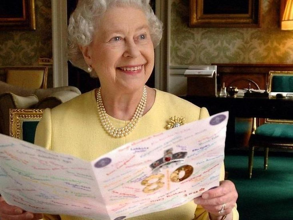 Diungkap 'King of The World' Ternyata Ini Makanan Favorit Ratu Elizabeth II