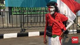 Suporter Maskot Timnas Indonesia U-23 Gagal Masuk Stadion