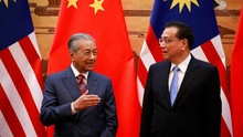 Mahathir Yakin China Bersimpati dengan Masalah Malaysia