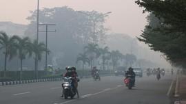 Titik Panas Kebakaran Hutan di Kalimantan Barat Menurun