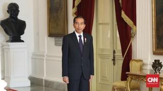Jokowi Ramal Pertumbuhan 2018 Capai 5,17 Persen