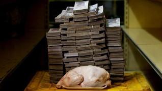 Venezuela Hiperinflasi 10 Juta Persen