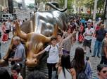 Sentimen Pasar Terjaga, Indeks Futures di Wall Street Menguat
