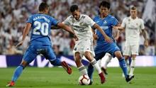 Hasil Liga Spanyol: Real Madrid Vs Getafe Imbang Tanpa Gol