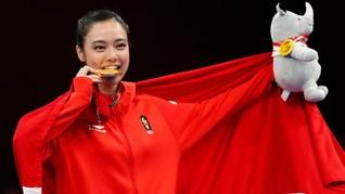 5 Fakta Unik Lindswell, Peraih Emas Asian Games 2018