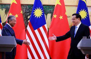 China Dekati Malaysia yang Ingin Batalkan Proyek Rp 292 T