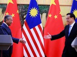 Sempat Batal, Proyek Kereta Malaysia-China Lanjut Lagi
