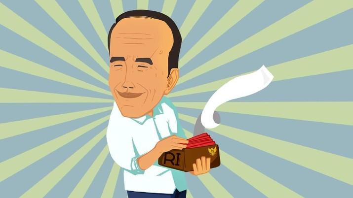 Lebih kredibel mana pengelolaan utang era Presiden SBY atau era Presiden Jokowi?