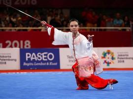 Lindswell Sumbang Emas Kedua Indonesia di Asian Games 2018