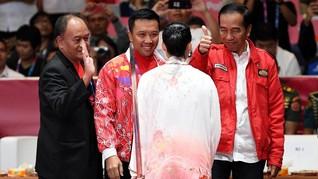 Jokowi Cari Pengganti Menpora Imam Nahrawi