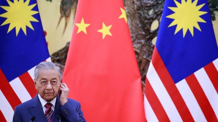 Raja Arab, Trump & Jokowi, Xi Jinping Kini Telepon Mahathir