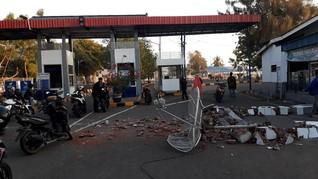 BNPB Sebut 12 Orang Tewas Dalam Gempa Lombok Tadi Malam