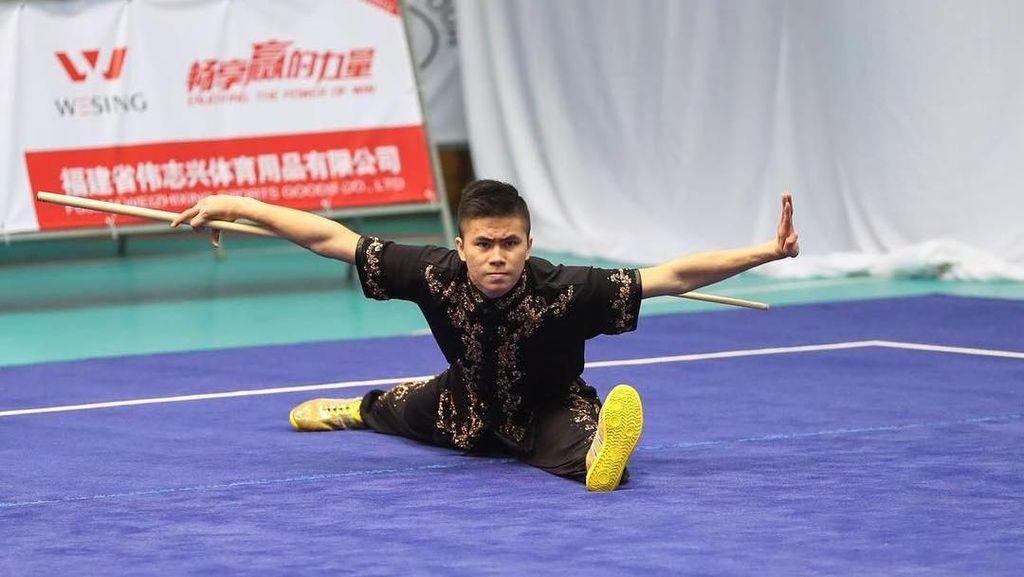Lincahnya Edgar Xavier, Atlet Wushu Penyumbang Medali Pertama RI