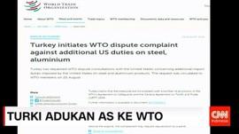 Turki Adukan AS ke WTO