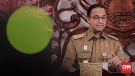 Anies Baswedan Lantik Tujuh Pejabat Pemprov DKI Jakarta