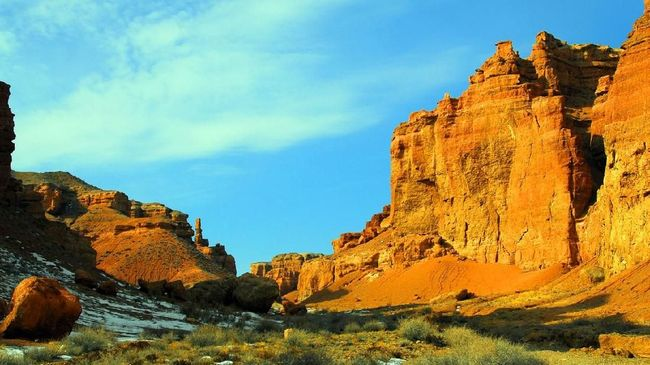 Panduan Musim Terbaik Berwisata di Asia Tengah