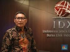 Pelemahan Rupiah Bikin IHSG Merah, BEI: Jangka Pendek Saja