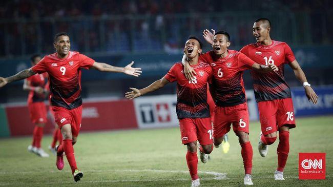 Jadwal Siaran Langsung Timnas Indonesia vs Uni Emirat Arab