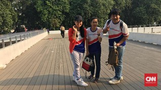 Suporter Thailand Nonton Asian Games Ditanggung Sponsor