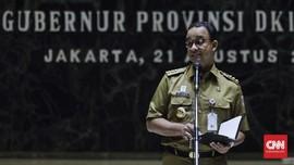 Anies Sebut Hanya 67 Persen Anak Jakarta Lulus SMA