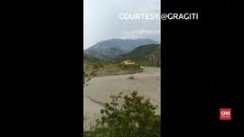 VIDEO: Banjir Bandang di Italia Tewaskan 10 Orang