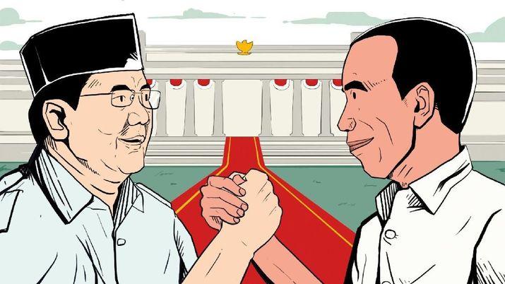 Jokowi Vs Prabowo Ini 8 Cara Elegan Hindari Obrolan Politik