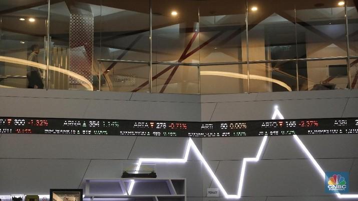 Lima saham ini menguat tajam ketika ihsg naik.