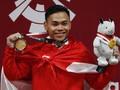 Eko Yuli, Lifter Pertama Indonesia Rebut Emas Asian Games