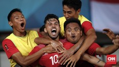 Prediksi Timnas Indonesia vs Mauritius di Wibawa Mukti