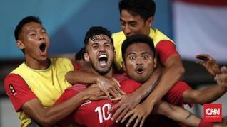 Evan Dimas: Sabar Berbuah Kemenangan untuk Timnas Indonesia