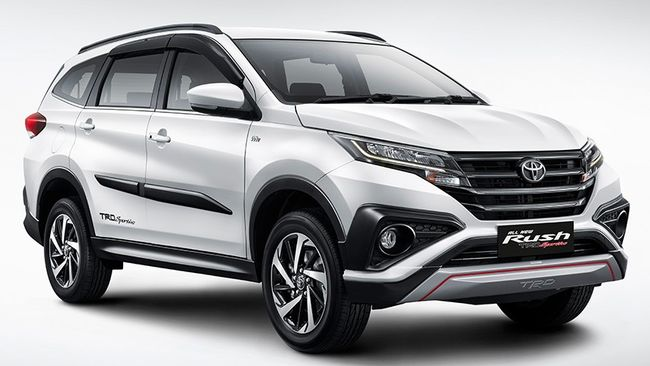 ASII Toyota Rush & Terios Topang Penjualan Astra di Tahun Ini