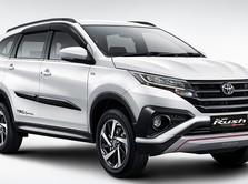 Toyota Rush & Terios Topang Penjualan Astra di Tahun Ini